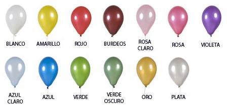 Globos serigrafiados personalizados de latex con helio - Gas helio para globos precio ...